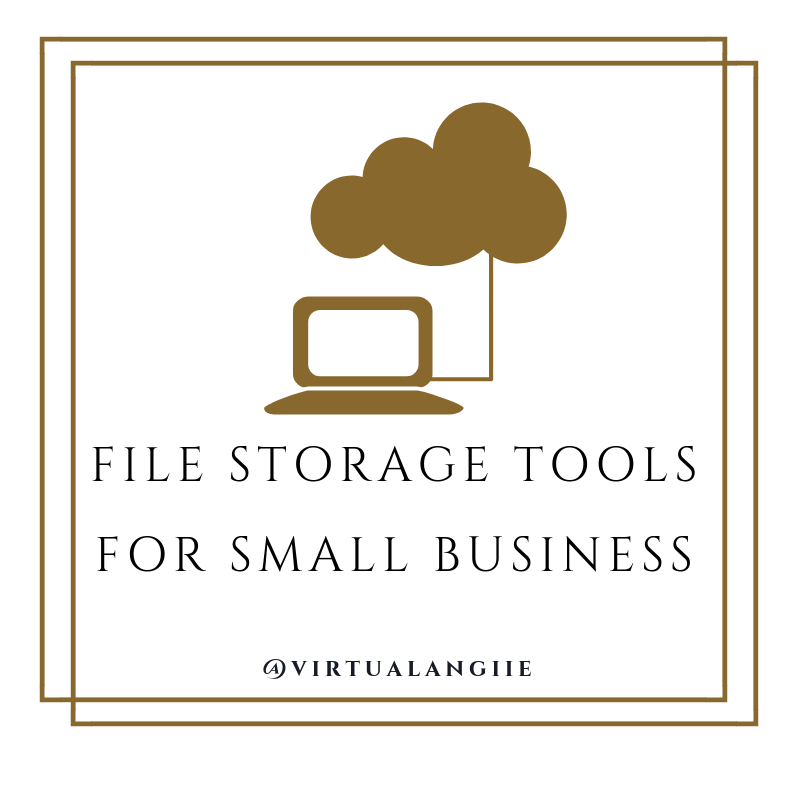 Cloud Storage Tools Small Business