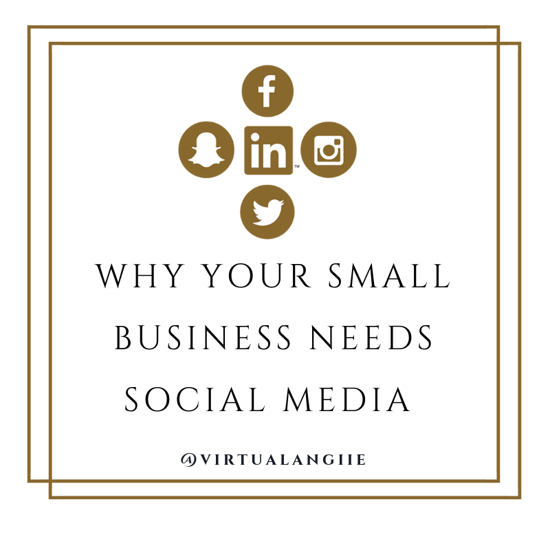 Social media-small business