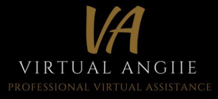 Virtual Angiie Logo